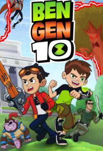 ดูหนังการ์ตูน Ben 10 Ben Gen 10 (2020) เต็มเรื่อง เว็บดูหนังฟรี