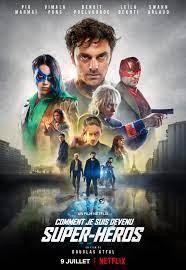 ดูหนัง How I Became A Superhero (2021) ปริศนาพลังฮีโร่ พากย์ไทยเต็มเรื่อง