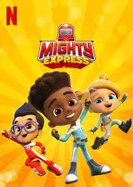 Mighty Express Season 4 (2021) ไมตี้ เอ็กซ์เพรส ปี 4 | Netflix