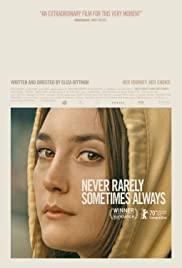 ดูหนังดราม่า Never Rarely Sometimes Always (2020)