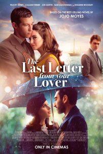 ดูหนังโรแมนติก The Last Letter From Your Lover (2021) จดหมายรักจากอดีต เต็มเรื่อง