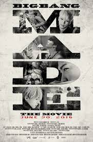 BIGBANG Made the Movie (2016) บิ๊กแบง 2016