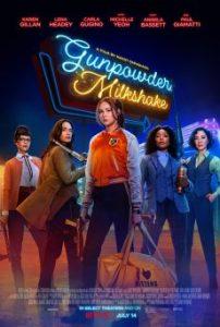 ดูหนังแอคชั่นมันๆ Gunpowder Milkshake (2021)