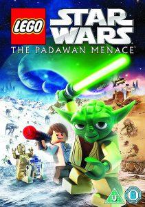 ดูอนิเมชั่น Lego Star Wars The Padawan Menace (2011)