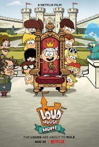 The Loud House (2021) ครอบครัวตระกูลลาวด์ (เดอะ มูฟวี่) | Netflix