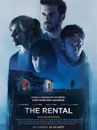 ดูหนังสยองขวัญ The Rental (2020) บ้านเช่ารอเชือด HD