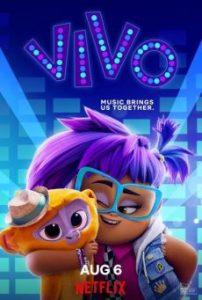 ดูหนังการ์ตูน Vivo (2021) วีโว่ พากย์ไทย + ซับไทยเต็มเรื่อง ดูหนังฟรีออนไลน์