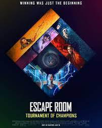 ดูหนัง Escape Room: Tournament of Champions (2021) กักห้อง เกมโหด 2 เต็มเรื่อง
