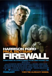 ดูหนัง Firewall (2006) ไฟร์วอลล์ หักดิบระห่ำ แผนจารกรรมพันล้าน เต็มเรื่อง ดูฟรี