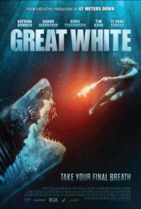 ดูหนังระทึกขวัญ Great White (2021) เทพเจ้าสีขาว เต็มเรื่อง ดูฟรี