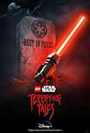 ดูหนังการ์ตูน LEGO Star Wars Terrifying Tales (2021) HD เต็มเรื่อง