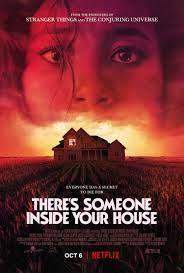 ดูหนัง There's Someone Inside Your House (2021) ใครอยู่ในบ้าน   Netflix